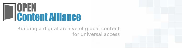 open content alliance